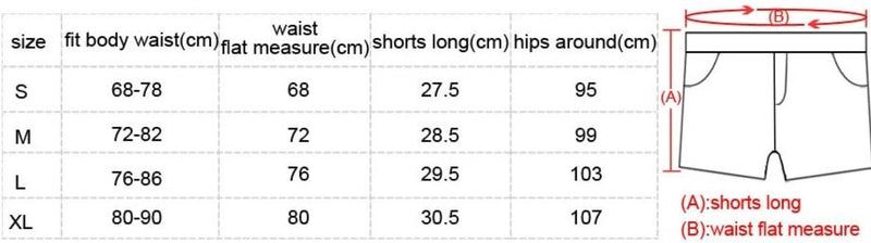 Women Beach Board Shorts Sun Casual Active Shorts Jogger Sweatpants Woman Quick Drying Boxer Trunks Shorts