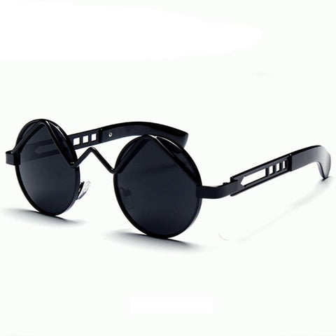 Steampunk Sunglasses Men Women Goggles Brand Sun Glasses For Ladies Gothic Style Steam Punk Vintage Female Male  RS101