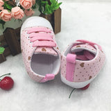 Infant Toddler Newborn Shoes Autumn Baby Girl Boy Casual Sneakers Spring Soft Bottom Anti-slip T-tied First Walkers Prewalker