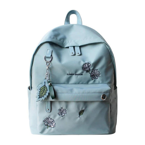 Flower Princess Fashion Women Backpack Women Laptop Backpack Female School Backpack Teenager Girls Bagpack Bags for Women