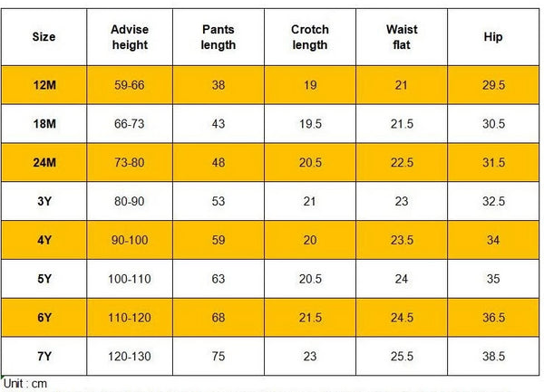 Autumn baby boy fashion pants children full length pants infant toddler trousers