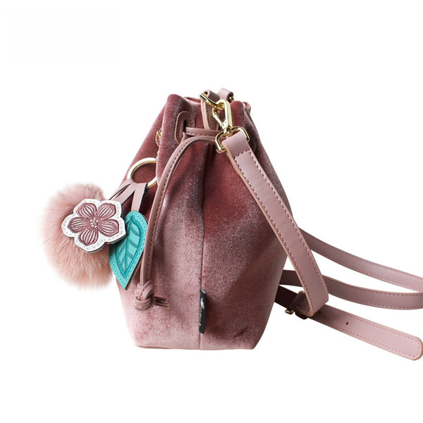 Flower Princess Luxury Women Handbags Female Shoulder Crossbody Bags Ladies Handbags Women Bags Messenger Bag Bolsa Feminina