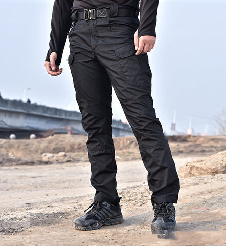New Military Tactical Cargo Pants Men Army Tactical Sweatpants High Quality Black Working Men Pant Clothing Pantalon Homme