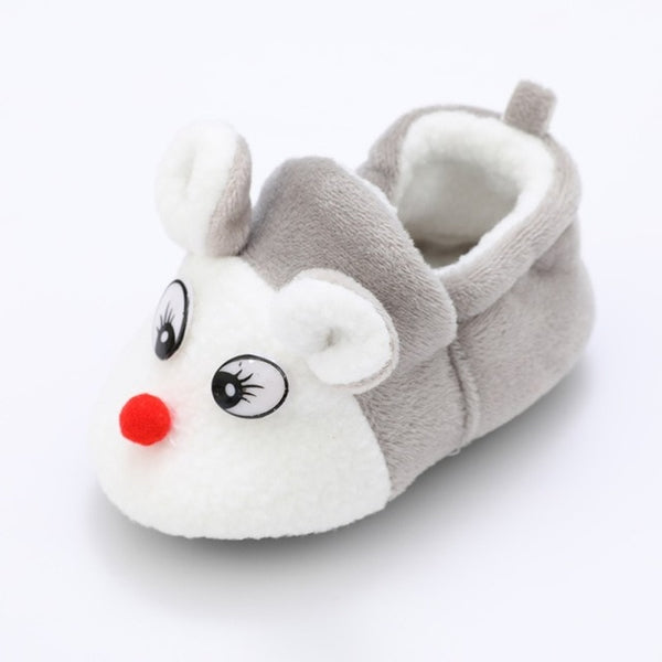 Winter Baby Boys Girls Boots Infants Cute Cartoon Shoes Girls Boys Baby Booties Newborn Boy Baby Boots