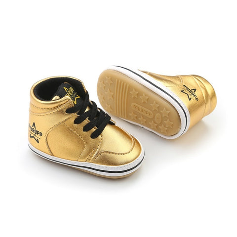 Newborn Soft Sole Baby Boots New Warm Autumn Casual Baby Shoes Comfortable Baby Boy Shoes