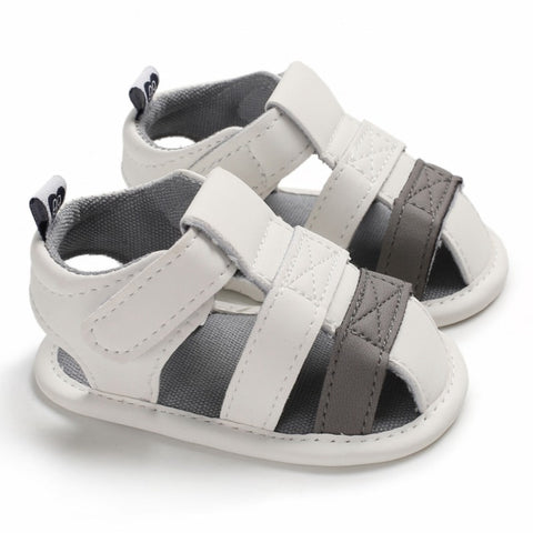 Breathable Anti-Slip Casual Baby Boy Sandals Baby Sandals Newborn Baby Boy Shoes Fashion Baby Boy Sandals