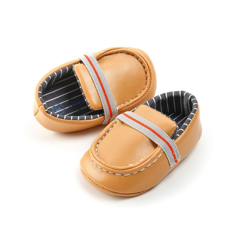 Newborn Baby Shoes Infant Baby Boys Shoes First Walkers Prewalkers Kids Crib Baby Boy Shoes