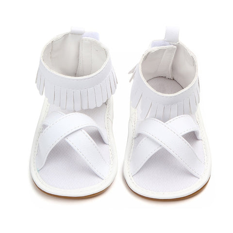 Baby Sandals  Tassel Girl Baby Shoes Sandals Boot Newborn Baby Girl Shoes Cute Fashion Child Sandals For Girls