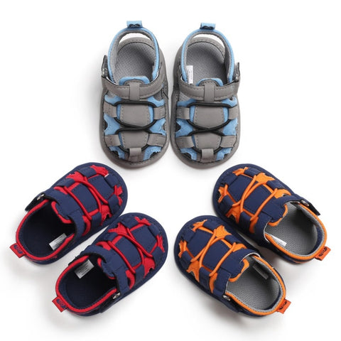 toddler shoes Summer Baby boys sandals soft sole anti kids baby sandals breathable Children sandals