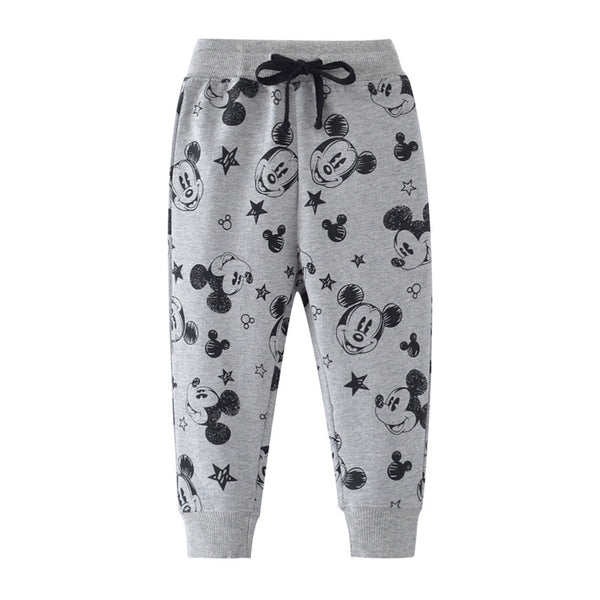 Children Drawstring Sweatpants Boys Girls Sweatpants Full Length Pants For Spring Autumn Pants Boys Infant Hot Kids Trousers