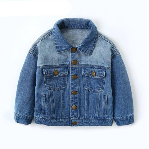 Dream Cradle , New Arrival Baby Boys Jacket ,Kids Denim Jacket