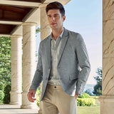 New Spring England Style Formal Suits Wedding Best Man Single Breasted Suit Dating Banquet Dinner Party Blazer
