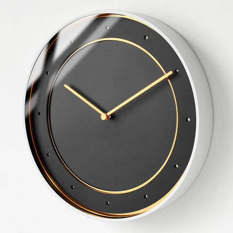 Modern Simple Luxury Wall Clock Nordic Watch Creative Kitchen Clock Bedroom Luxury Living Room Minimalist Watch Wall Decor C6T