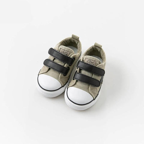 Spring autumn baby boy canvas shoes new born baby boy casual khaki shoes