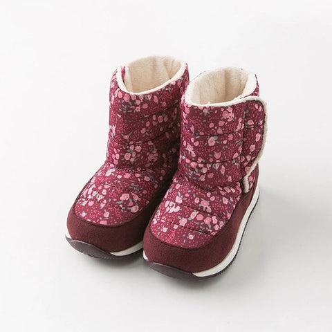 winter baby girl boots winter print boots
