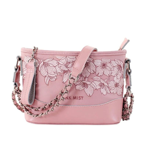 Flower Princess Multi-function Embroidery Chain Hobo Bag Women Women Shoulder Bags Original Design Small Crossbody Bags