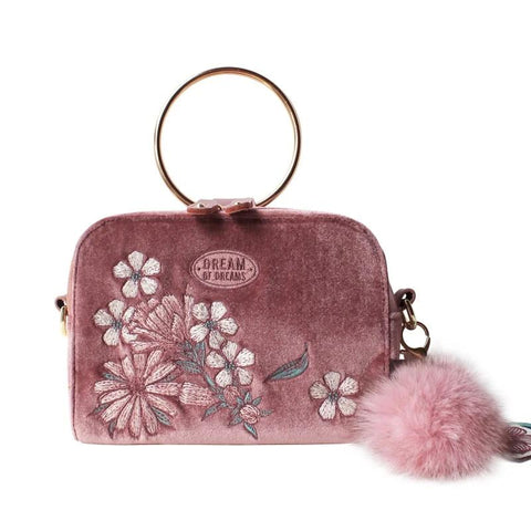 Flower Princess Women Handbags Women Shoulder Crossbody Bags Female Bag Ladies Hand Bags Small Bags Women Bolsos