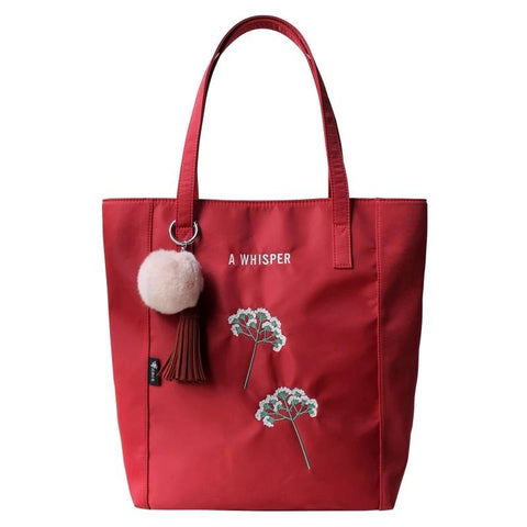 Princess Large Tote Bags Hair Ball Ornaments Shoulder Bag Women Luxury Handbags Women Bags Designer Ladies Hand Bags