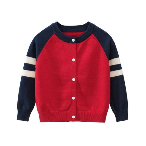 Children'S Coat Baby Girl Boy Sweater For Toddler Kids Sweaters Baby Girls Boys Cardigan Clothes Winter Tops Clothing YX