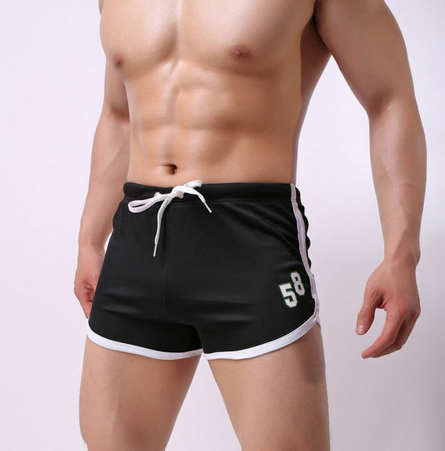 men shorts Arrow underpants men's sporting shorts gyms breathable loose boxers short casual trousers summer