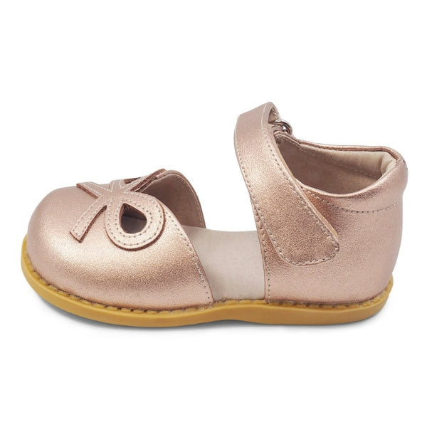 Top Brand 100% Soft Leather Bow In Summer New Boys And Girls Children Beach Shoes Kids Sport Sandals