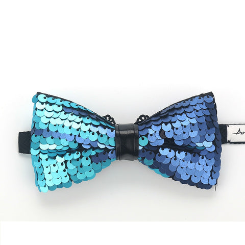 New Free Shipping men's male female Wedding Handmade retro sequins host groom best man gift British bow men bow tie