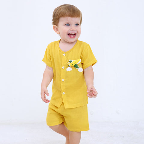 boys clothing sets new summer children clothing sets baby boys  kids clothing  0 1 2 3 4 5 Y
