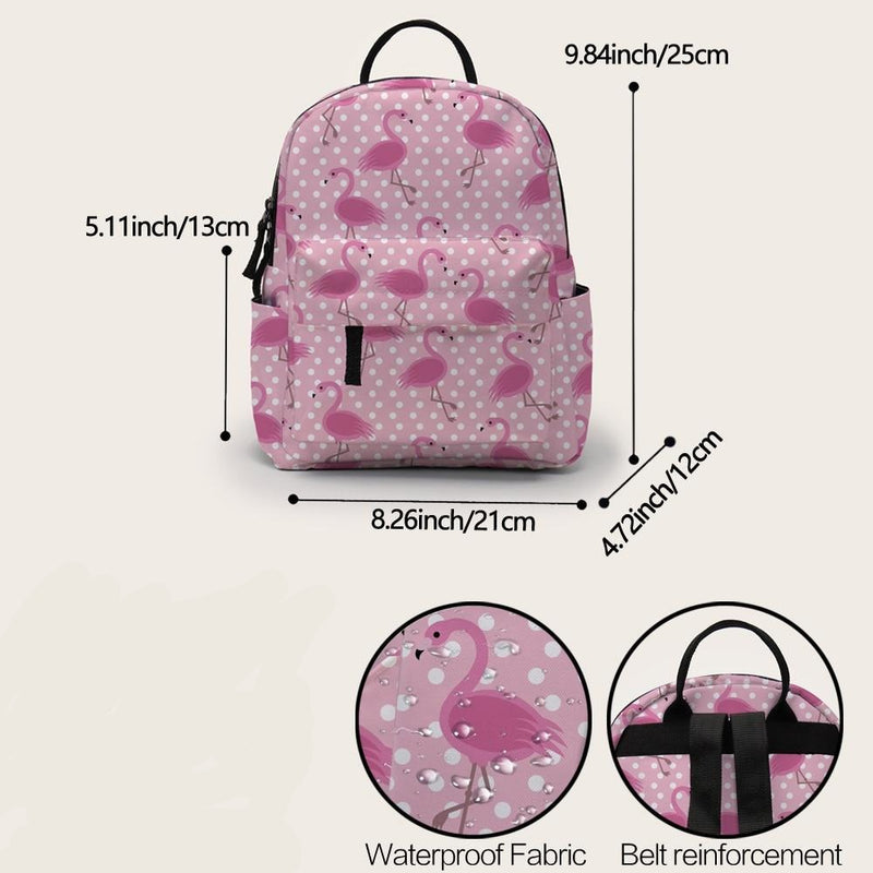 Mini Backpack Travel Shoulder Bag Waterproof Small Backpack for Women Kids