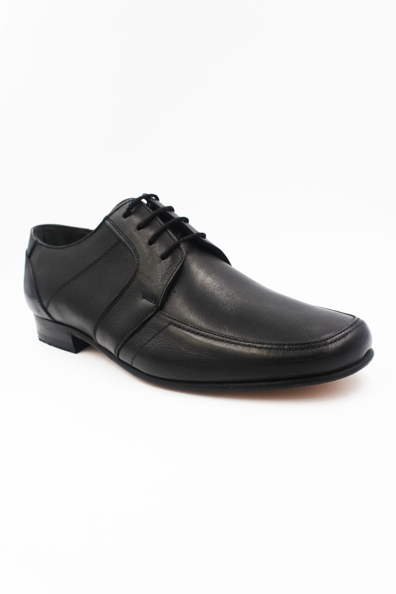 Men's Black Genuine Leather Classic Shoes