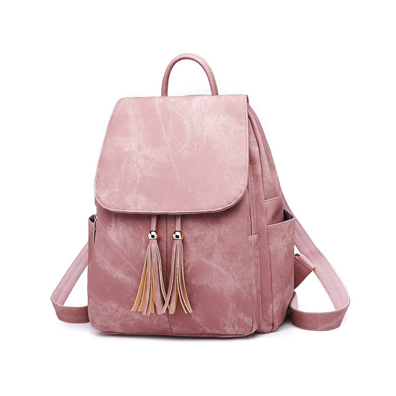 Have Large Capacity On Sale High-Quality Vintage Gift Casual Outing Vacation Backpacks for Girls Women Bags Fringe