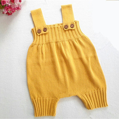 9c76375deedf Baby Knitting Romper Cute Warm Baby Jumpsuit For Newborn Baby Boy ...