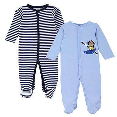 Mother Nest New Brand Baby Rompers Long Sleeves 2 Pcs Soft Cotton Newborn Baby Clothing Fashion Baby Pajamas Infant Clothes