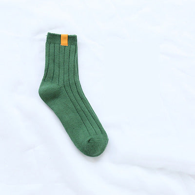 1pair Winter Socks Men's Socks Warm Brand Man Socks For Male Casual Calcetines Deporte Meias Homens Pure Color Thick Warm Cotton