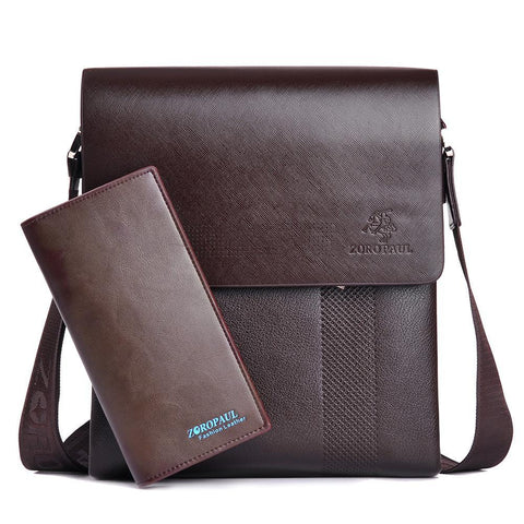 a06521917e2 New Arrival Fashion Business Leather Men Messenger Bags Promotional Small  Crossbody Vintage Shoulder Bag Casual Man