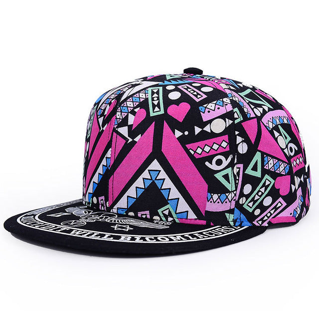 8a84811e651 JOHNKART.COM.  16.22 USD. Fashion Cute Snapbacks For Women Gorras Planas  Women Cap Hip Hop Snapback Hats Baseball ...