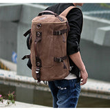 New Fashion Backpack Canvas Men's Backpack Leisure Rucksack Travel Backpack School Bag Backpack men Travel bag vintage