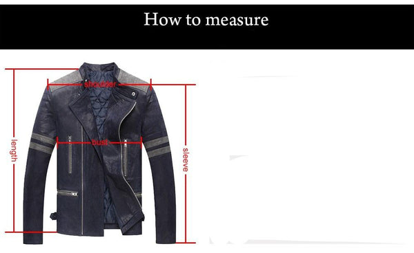 Men's Genuine Leather jacket Pigskin real leather jacket men motorcycle leather coat S-6XL big size