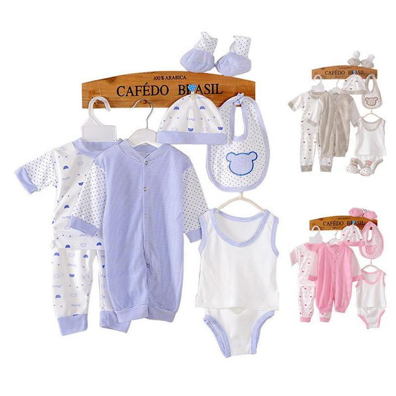 8a0333d549fd46 8PCS Baby clothing tracksuit newborn baby infant boy clothes children cloth  suit new born toddler girl ...