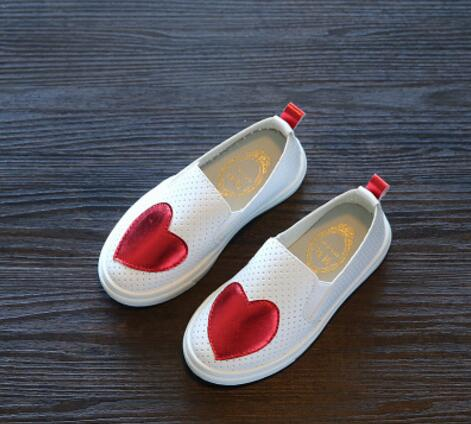 914c03672cc ... New Sneakers Children Shoes Kids Sneakers Girl Red Green Floral Slip-On  Breathable Flat Shoe ...