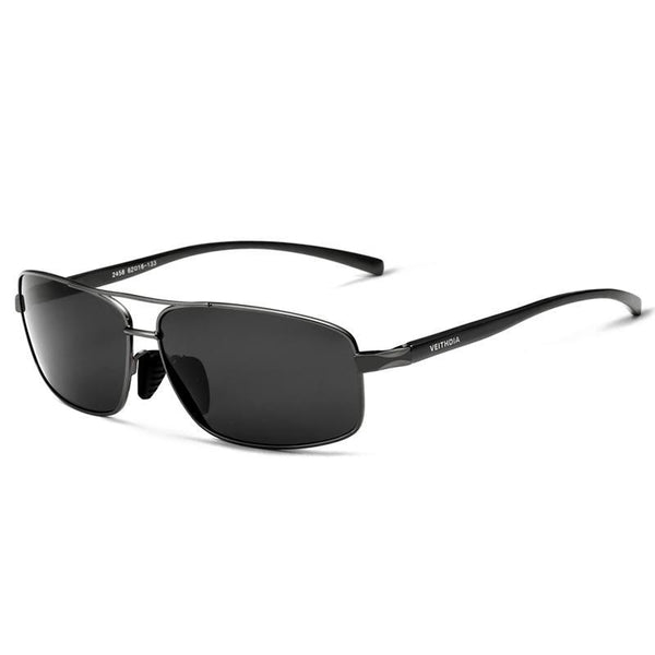Sunglasses Men HD Polarized Lens Male Sun Glasses Eyewear Accessories gafas oculos de sol masculino 2458