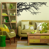 Wall Sticker Black Tree Branch Living Removable Vinyl DIY Room Decals
