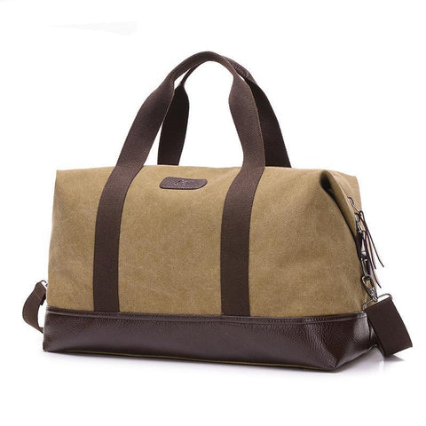 NIYOBO Large Capacity Canvas Travel Bags Casual Men Hand Luggage Travel Duffle Bag Big Tote 5 Colors Male Crossbody bag PT1234