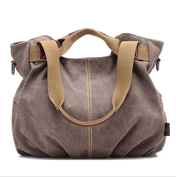 Hot Designer Women Handbags High Quality Women Famous Brand Shoulder Bag Ladies Canvas Tote Bag Las Mujeres Bolsos De Hombro