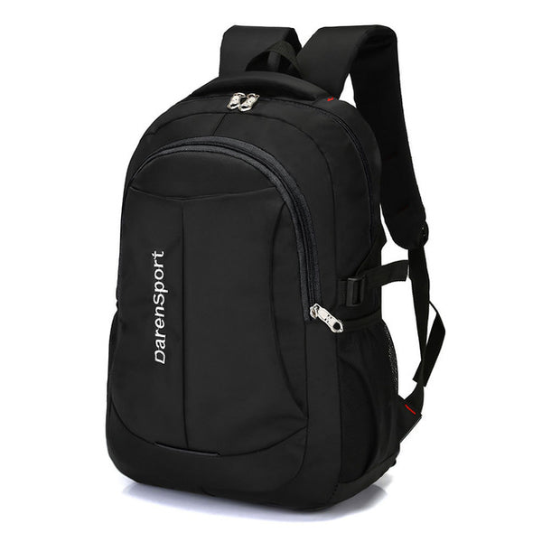 New fashion men backpack men traveling backpacks canvas High capacity Business Laptop bag student Multi-functional backpack