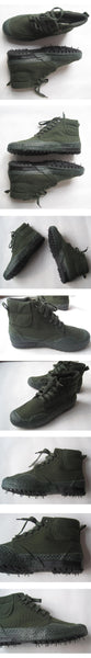 Canvas asker rubber bots cross-country boots Breathable  jungle boots combat bot Military tactical boots