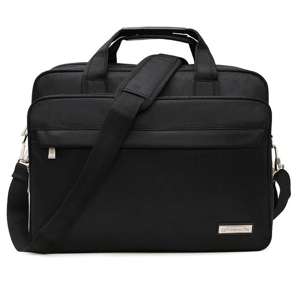 Hot Sell Men's Briefcase Laptop Business Bag Oxford Cloth Large Capacity Casual Bags For Men Famous Brands Designer