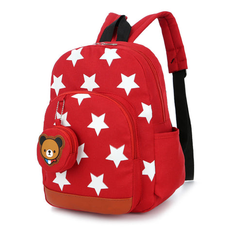 school bags mochila infantil Fashion Kids Bags Nylon Children Backpacks for Kindergarten School Backpacks Bolsa Escolar Infantil