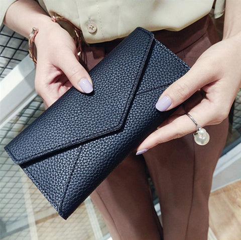 New Famous Brand Designer Luxury Long Wallet Women Wallets Female Bag Ladies Money Coin Women Purse Carteras Cuzdan