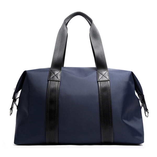 Men Travel Duffle Bags Very Good Load Bearing Women Overnight Weekend Travel Shoulder Bags Black Blue Unisex valise