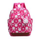 infantis Anti-lost children's backpacks cute cartoon backpack kids school bags girls bag 1 ~ 6 years old